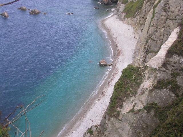 Playa Punxeo / El Ferreiro