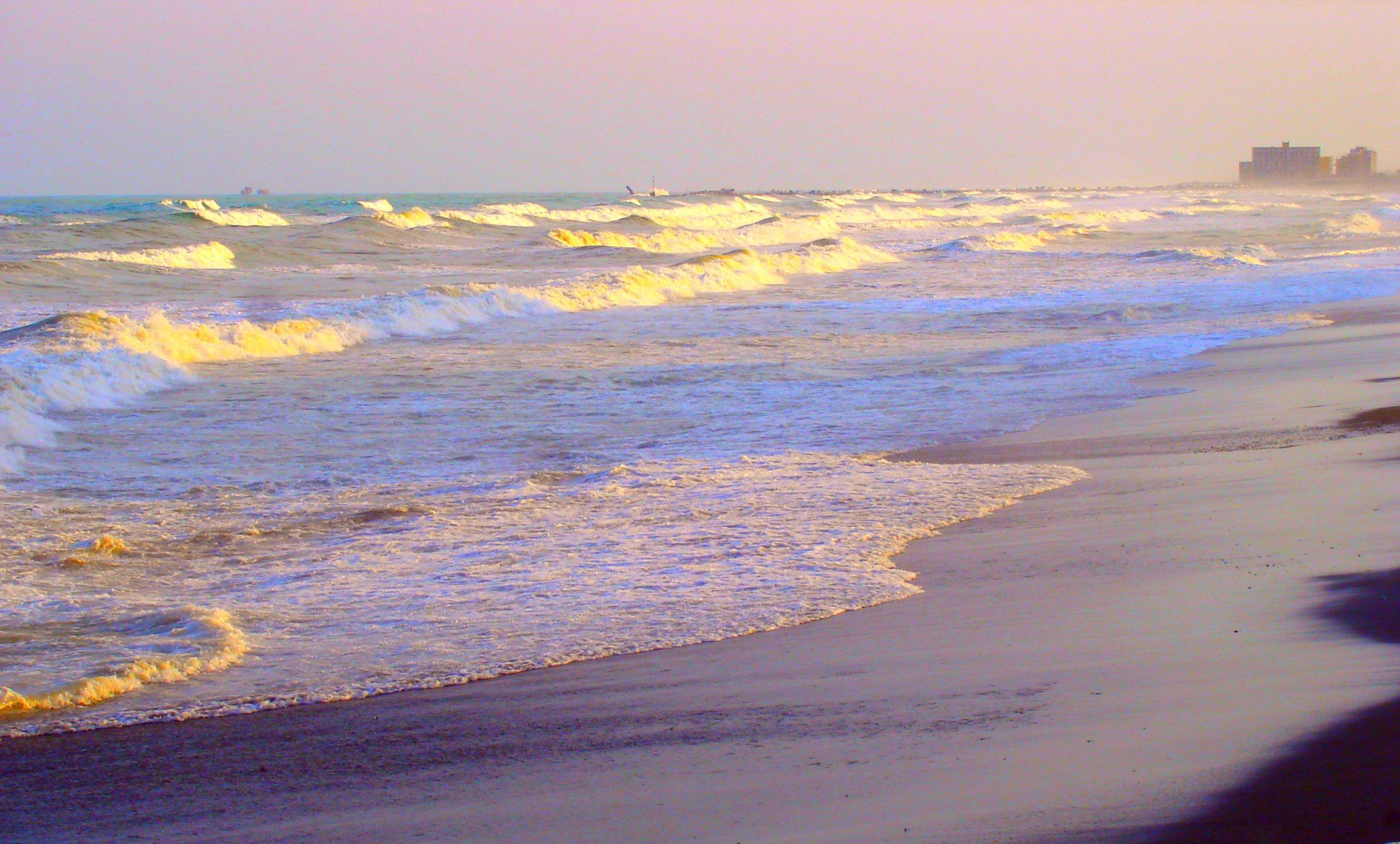 Foto playa Sacaba. PLaya de Málaga