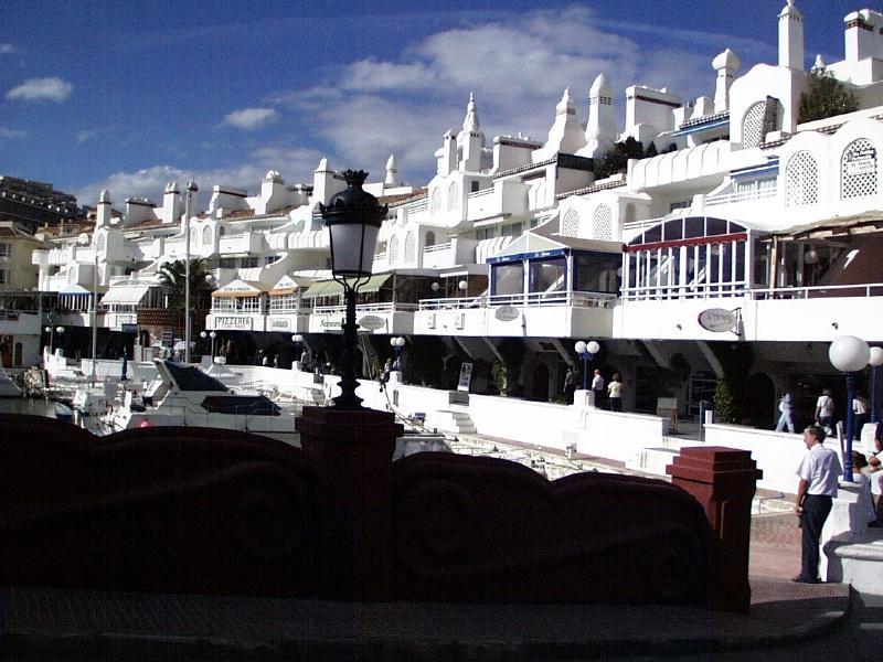 Foto playa Santa Ana. Benalmadena puerto marina