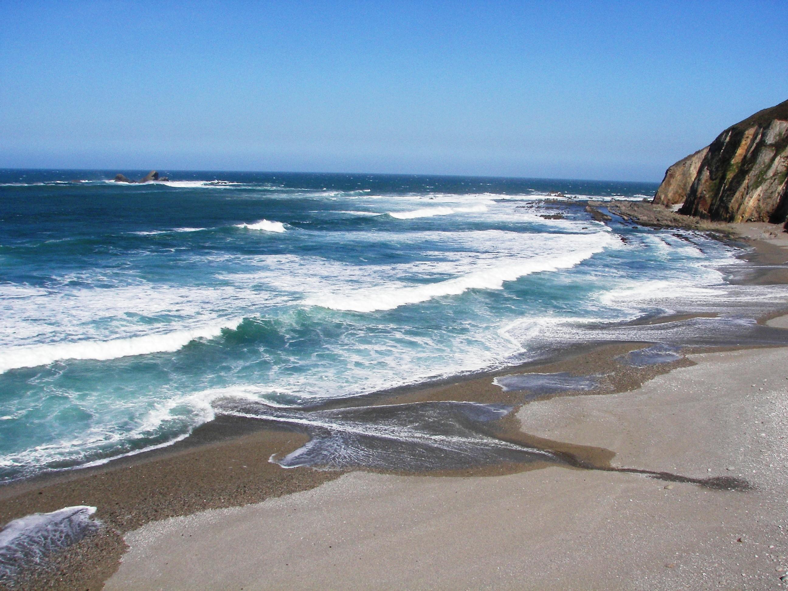 Foto playa Plumineru / Quintana. Playa (rincón de Armando)