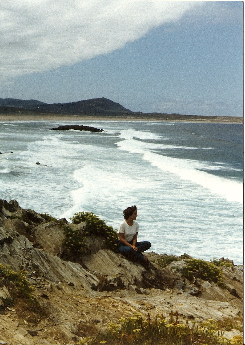 Foto playa El Castro / Caldeirina. Sola