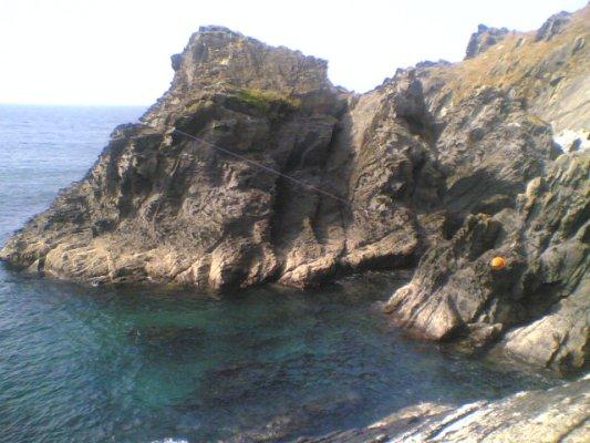 Foto playa El Castro / Caldeirina. otur