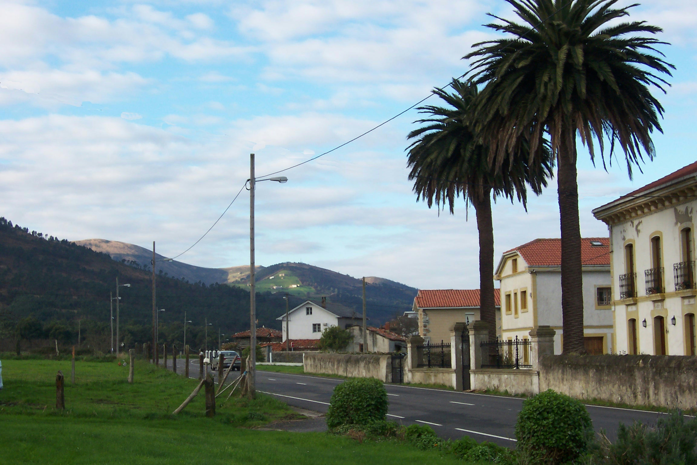 Foto playa Ribera del Molín.  Santa Marina.