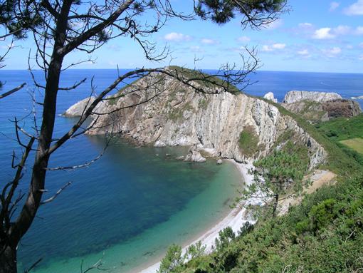 Foto playa Ribera del Molín. Playa del Silencio