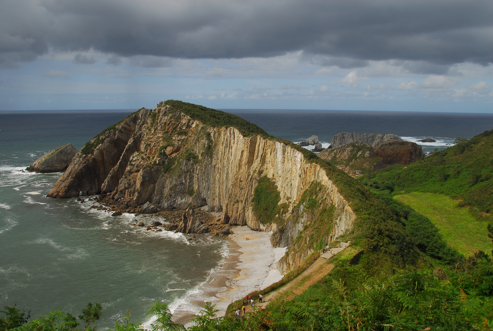 Foto playa El Riego. Playa del silencio