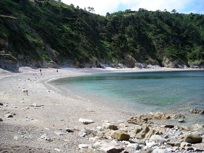 Foto playa El Riego. praia do silencio