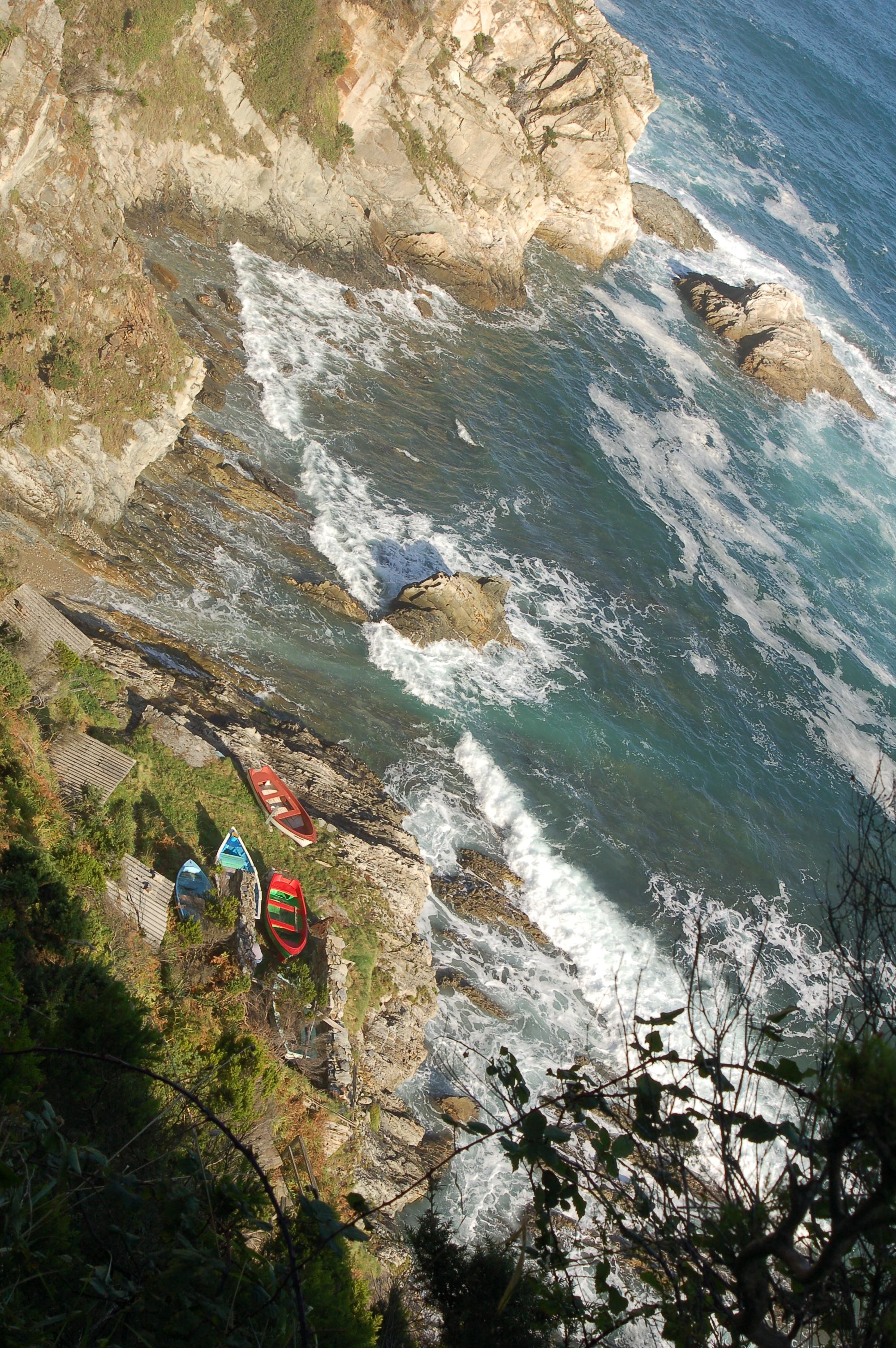 Foto playa Salencia. Playa Gueirua