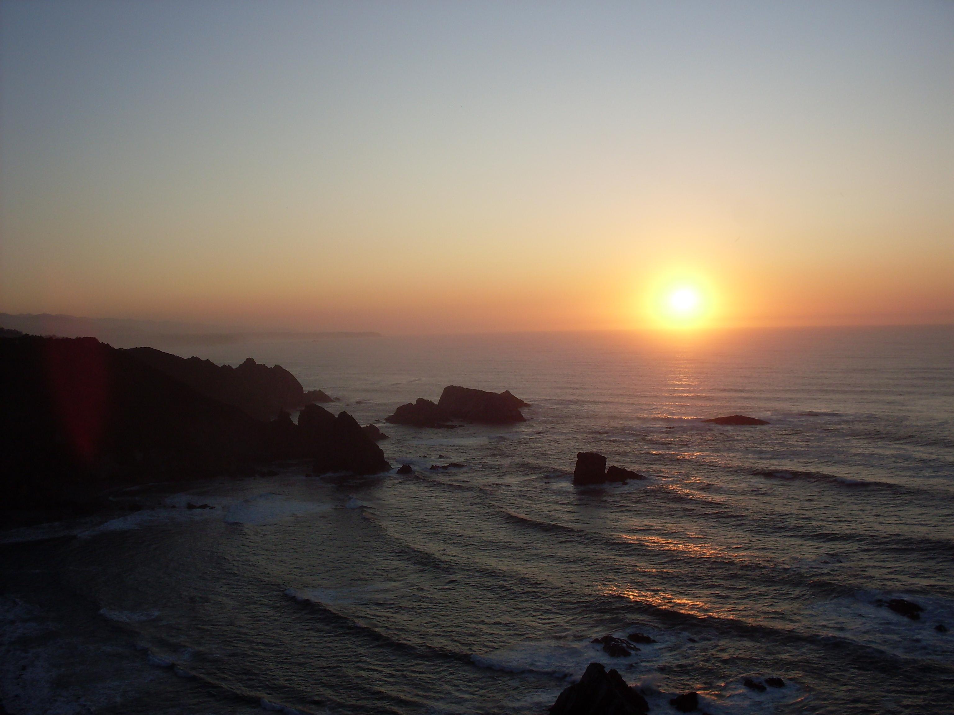 Foto playa Albuerne. LA AGUILERA