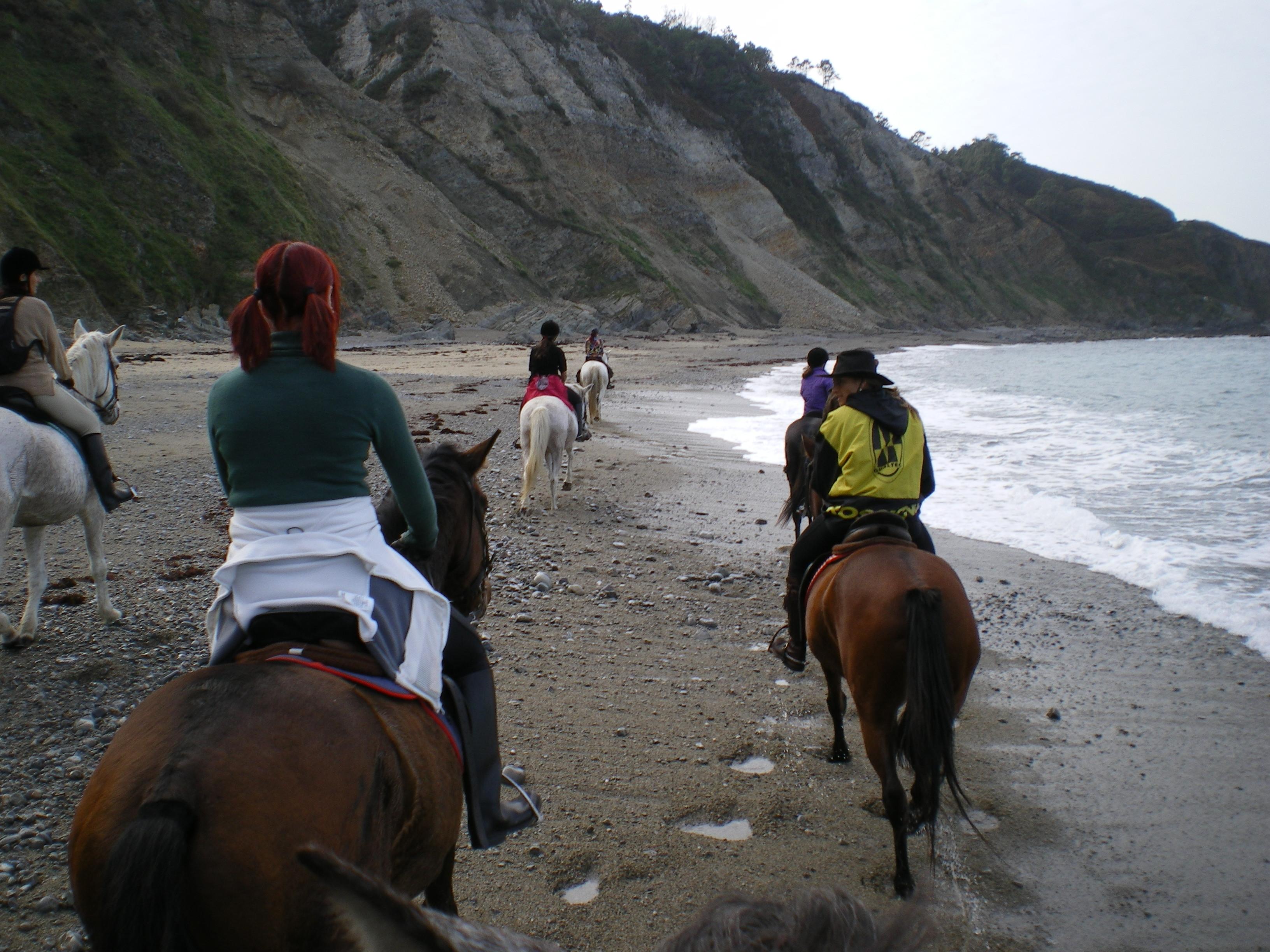 Foto playa El Castrillón.