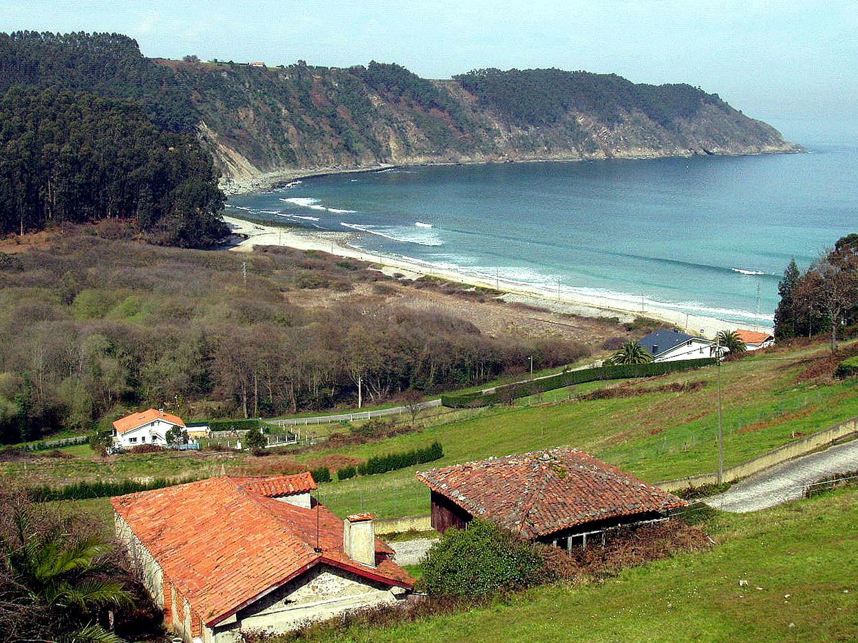 Playa La Concha de Artedo