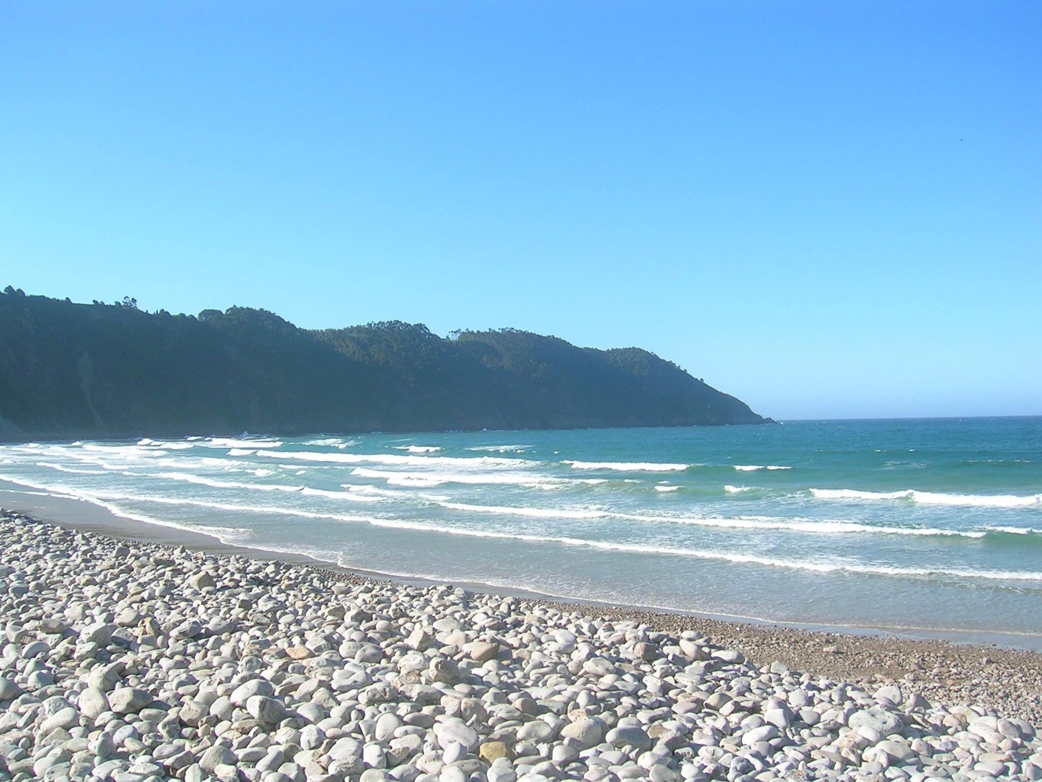 Foto playa La Concha de Artedo. Playa de la Concha