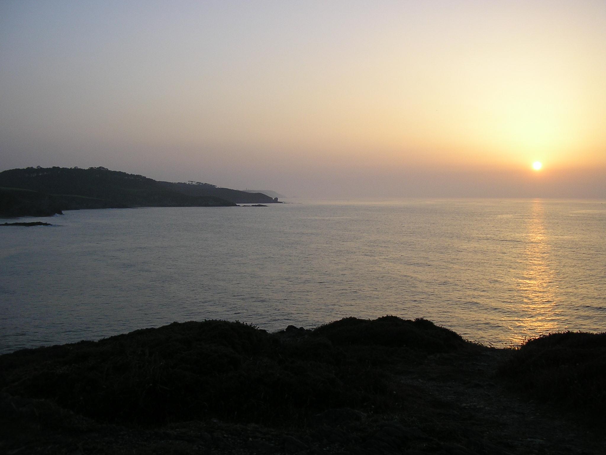 Foto playa Las Rubias. Somewhere in Asturias...