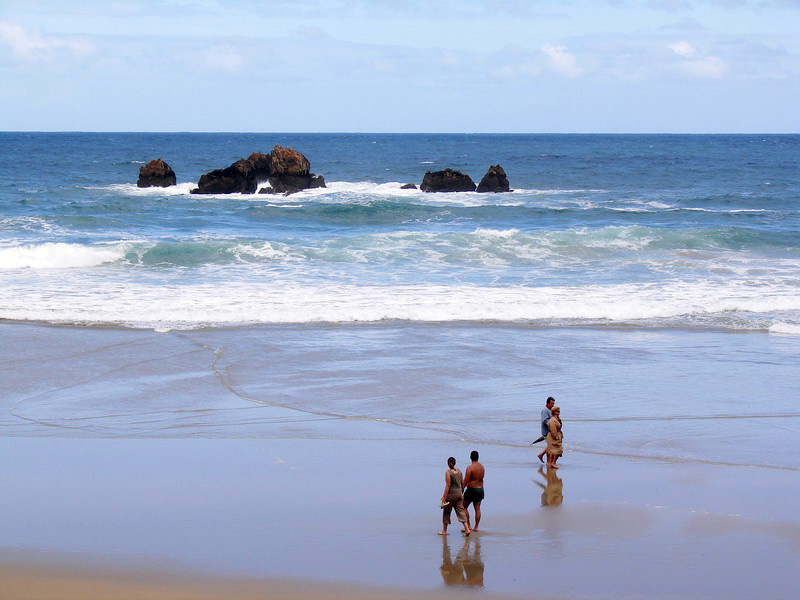 Foto playa Xilo / Veneiro. Playa de Aguilar