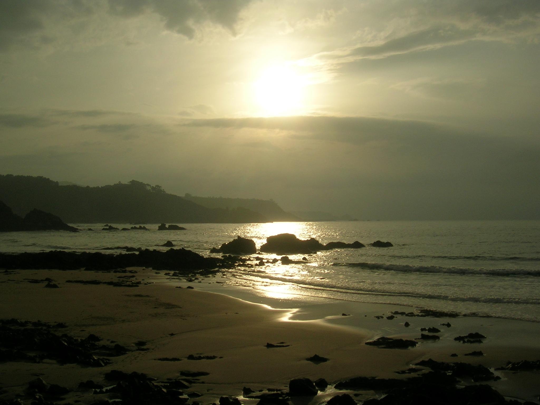 Foto playa Cazonera.