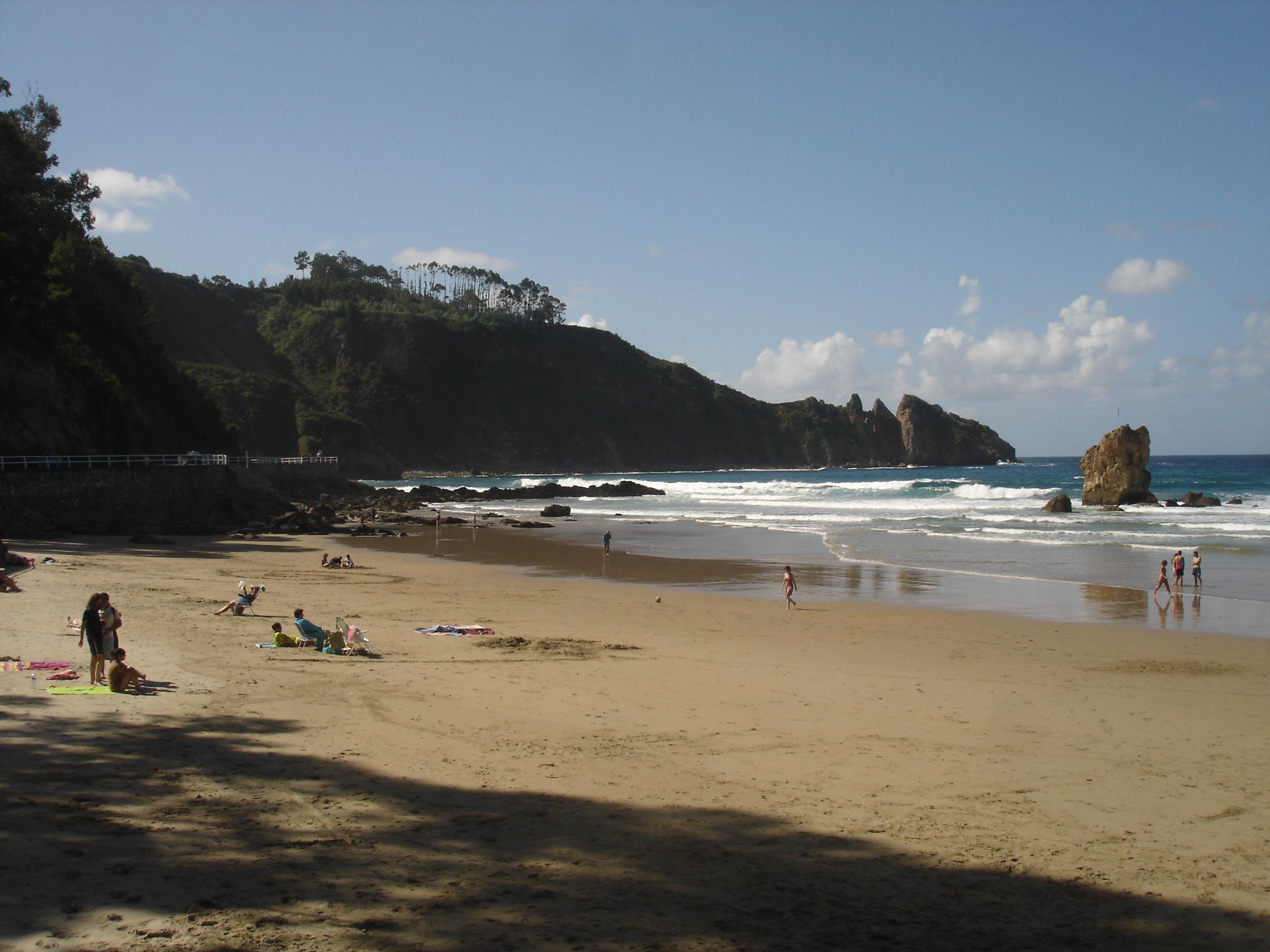 Playa EL Focarón