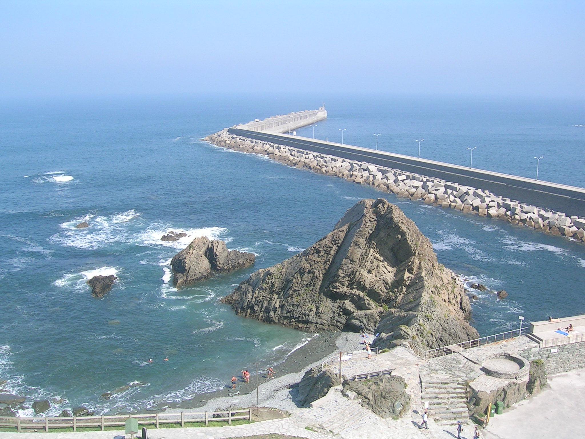 Foto playa El Garruncho. RutaXilo puert1