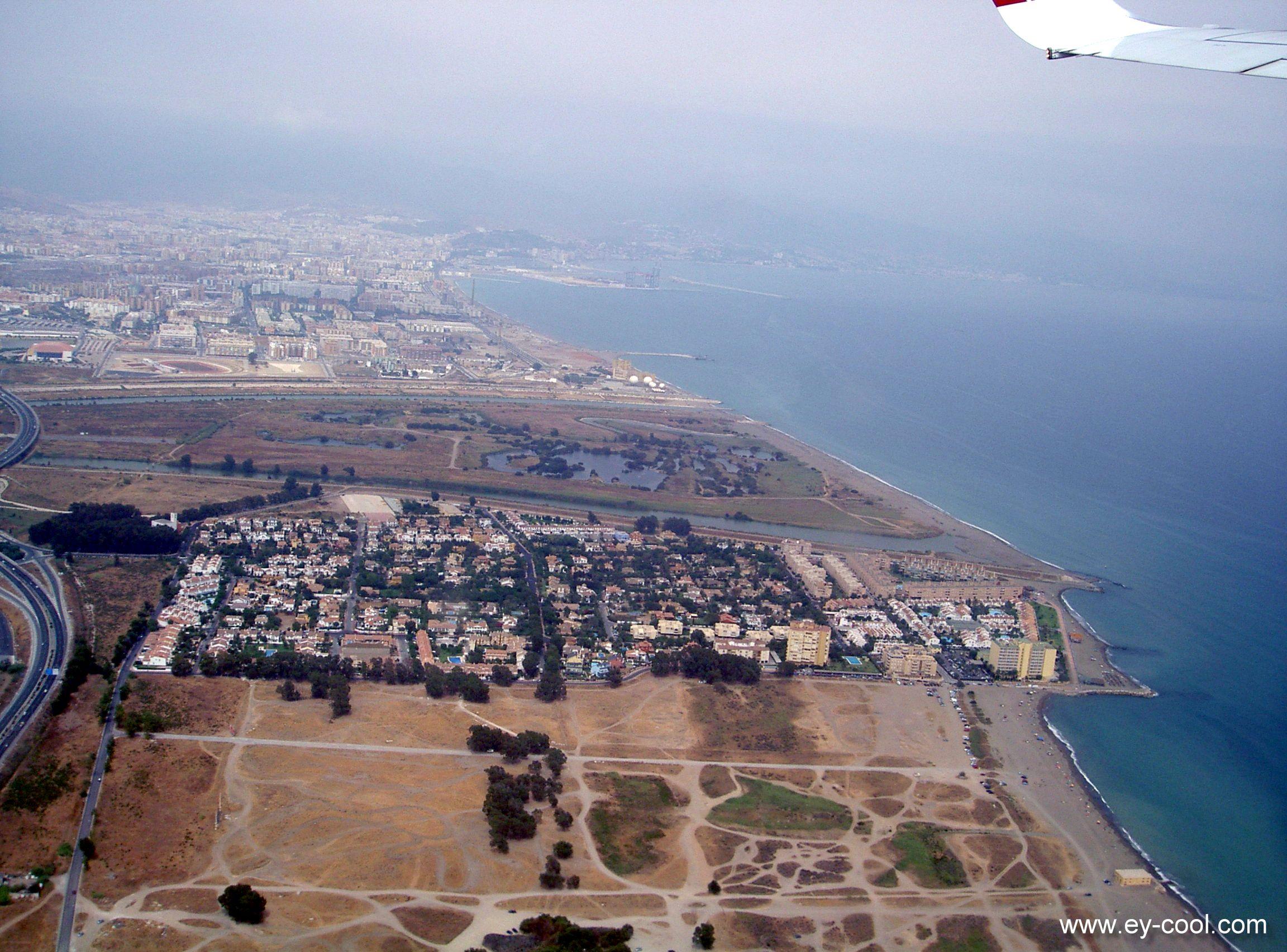 Foto playa Playa del Campo de Golf / Campo de Golf San Julián. Malaga Costa
