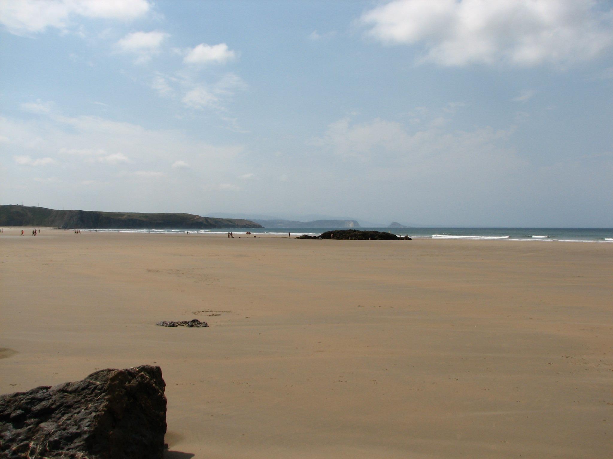 Foto playa Xagó. Xago