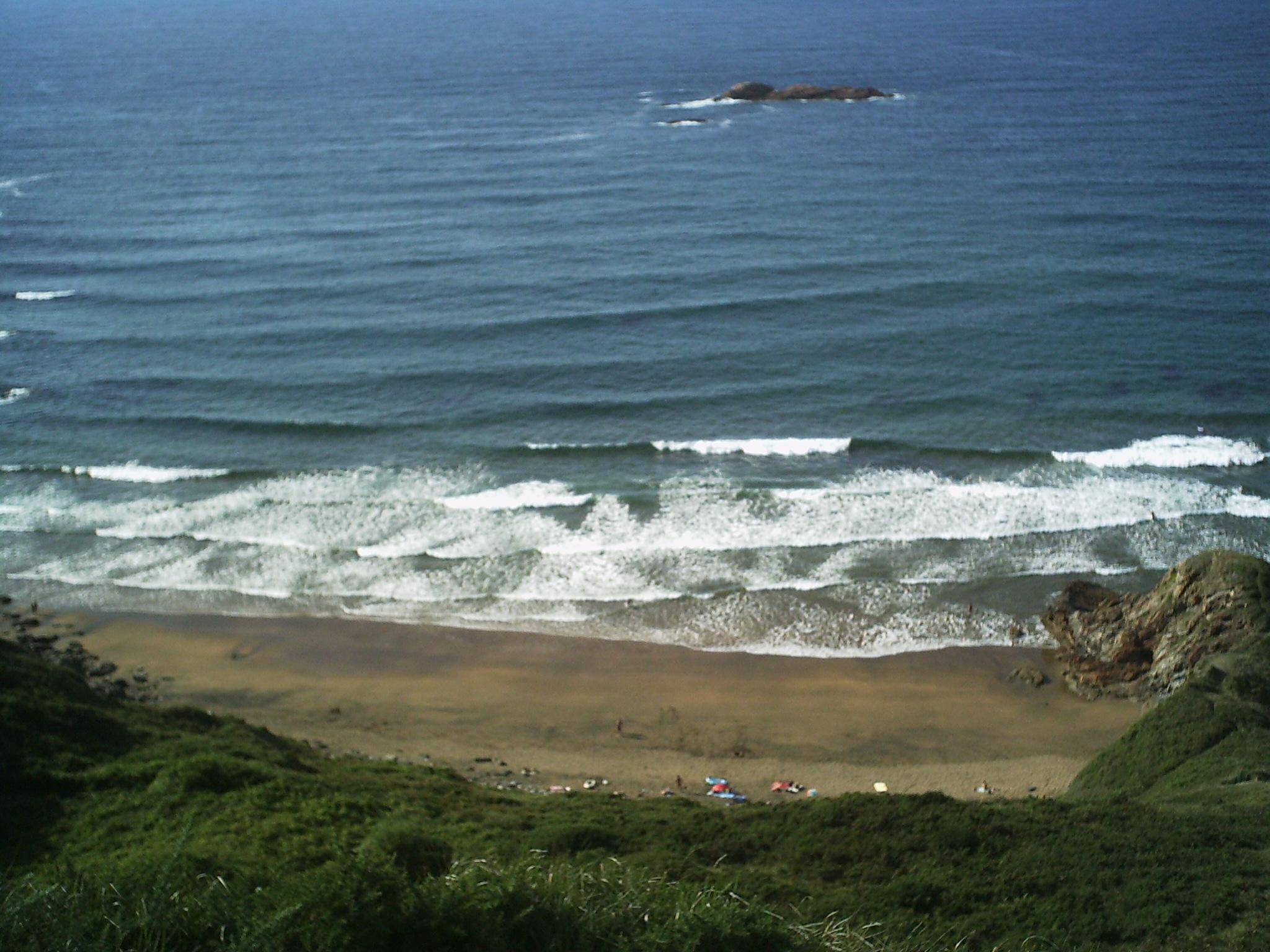 Foto playa Aguilera. Playa La Aguilera