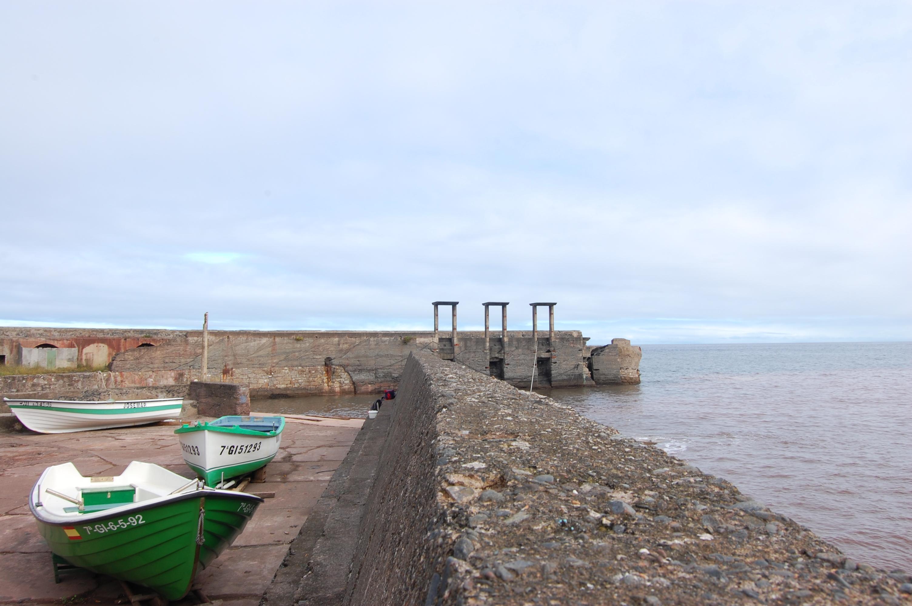 Foto playa Llumeres. Llumeres