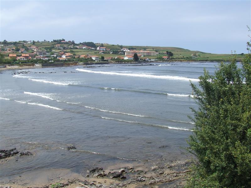 Foto playa Bañugues. Bañugues