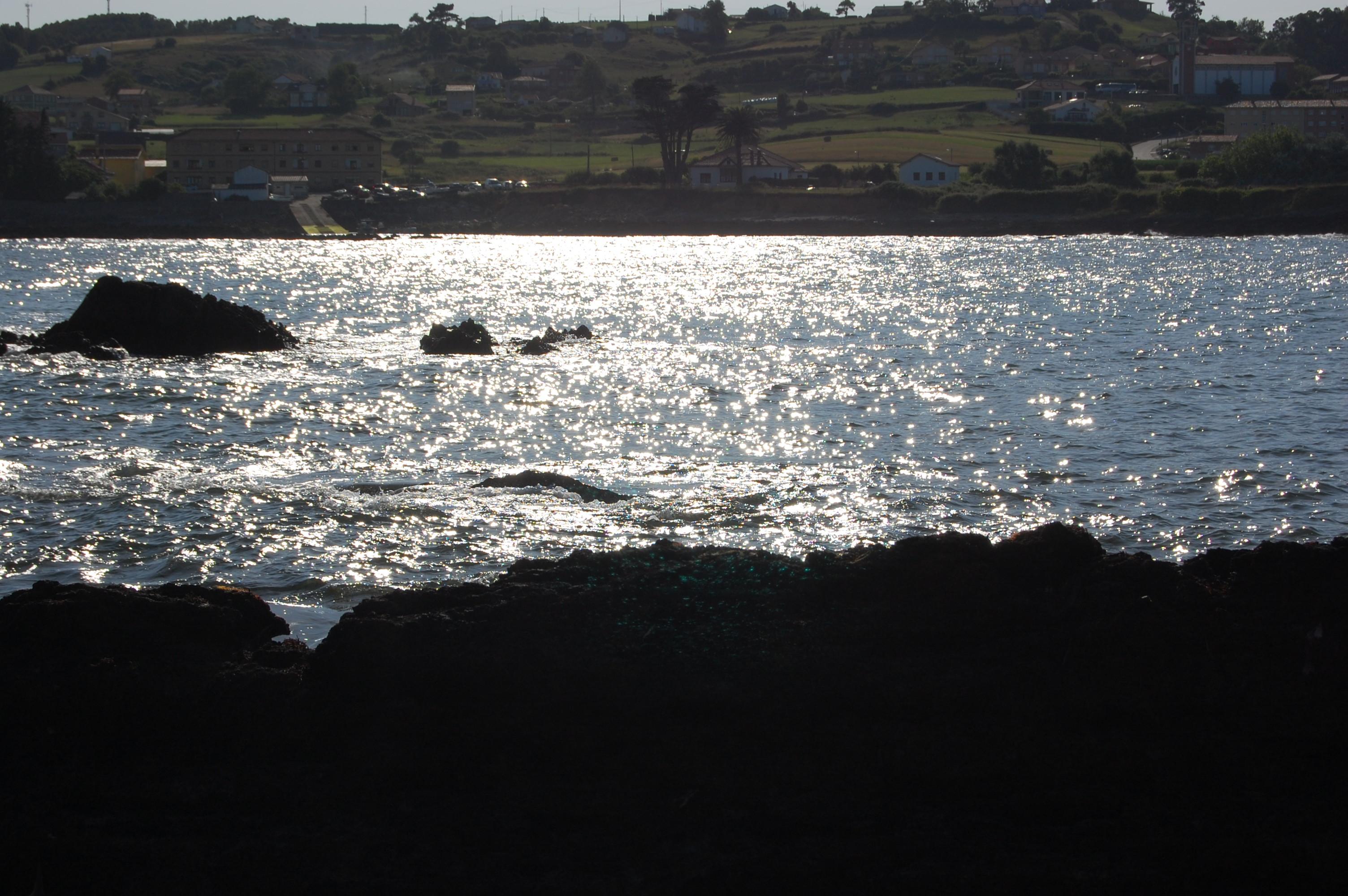 Foto playa Bañugues. BañuguÃ«s