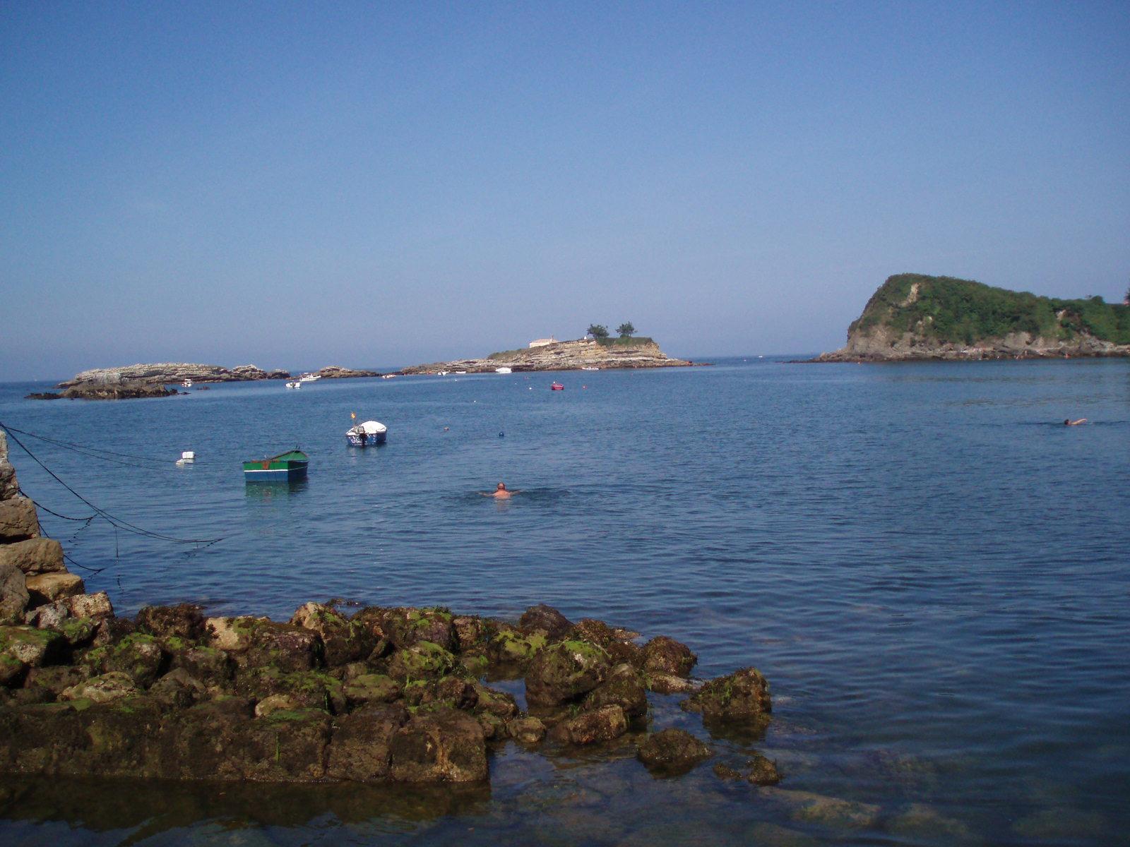 Foto playa San Pedro de Antromero. El Dique