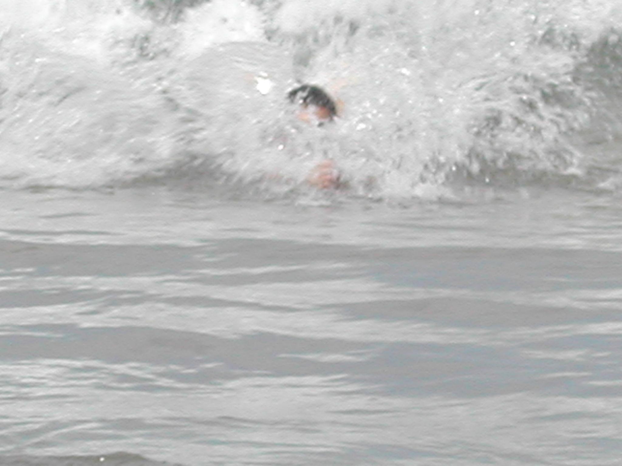 Foto playa Xivares 1 y 2. Candás 2004 007