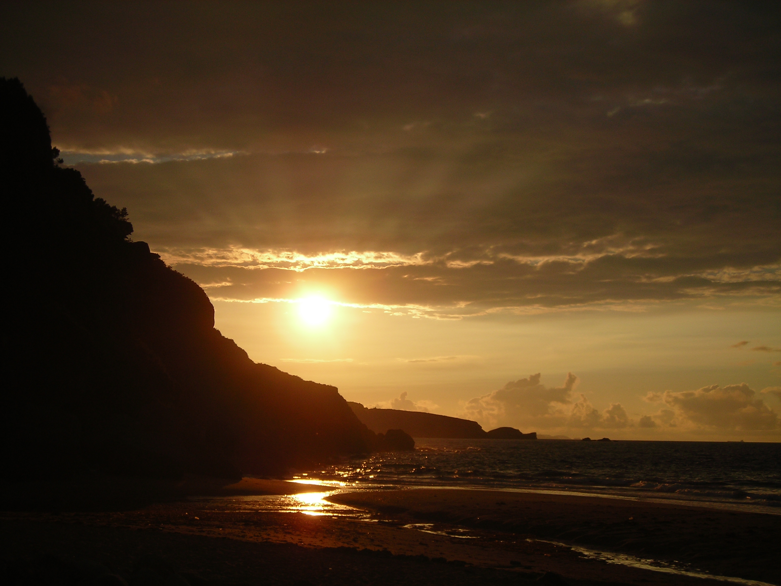 Foto playa Estaño. Playa de La Ã'ora .
