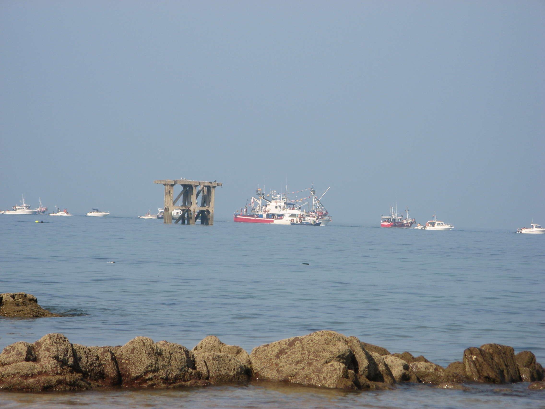 Foto playa Lastres / El Ideal / El Astillero. Lastres - El Carmen