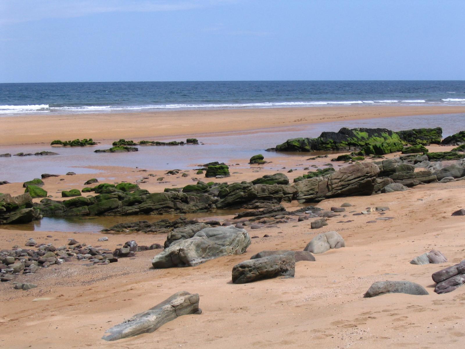 Foto playa La Griega / La Cabaña del Mar. Colunga2