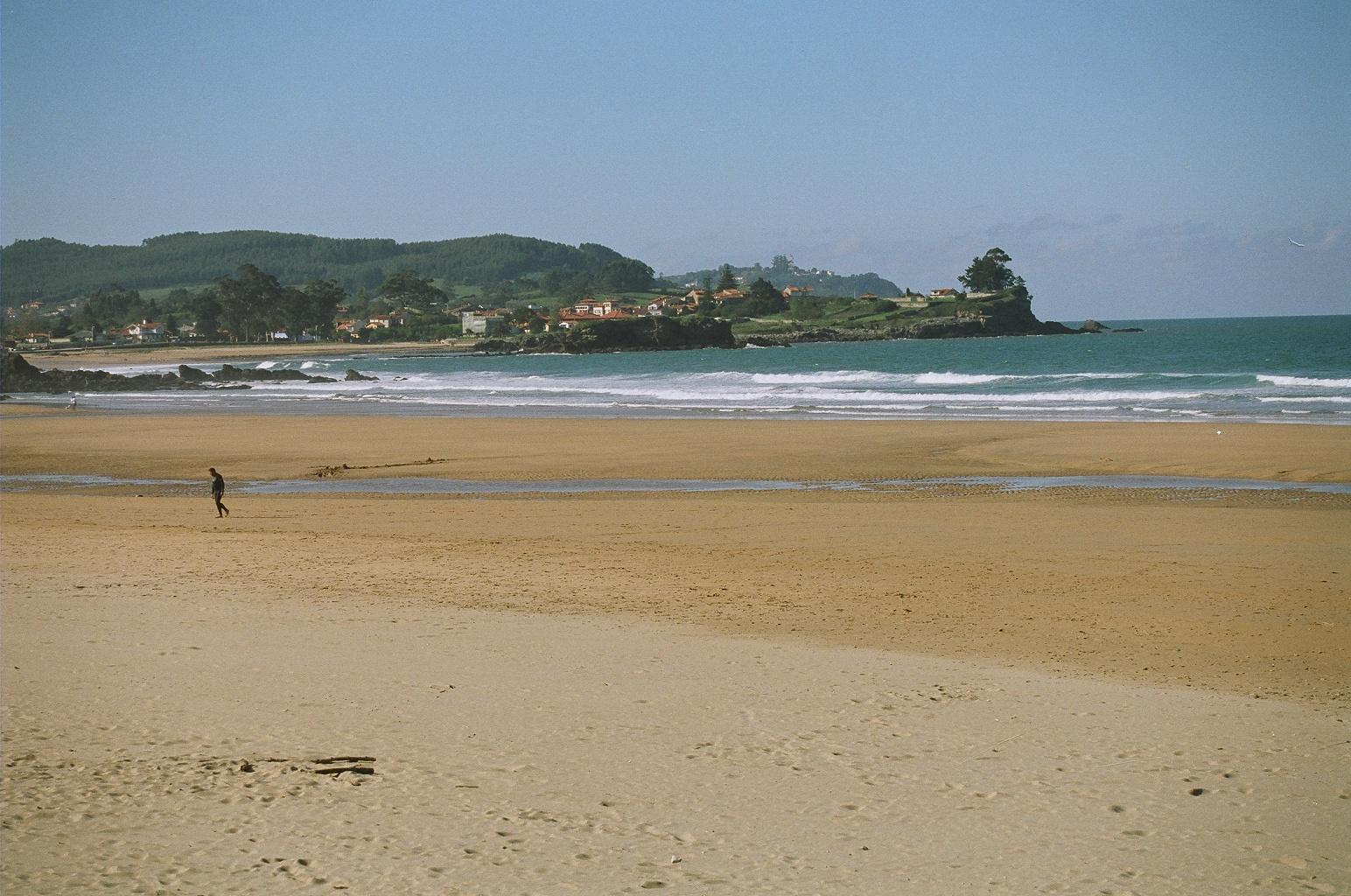 Foto playa La Espasa. PLAYA DE ESPASA - ASTURIAS