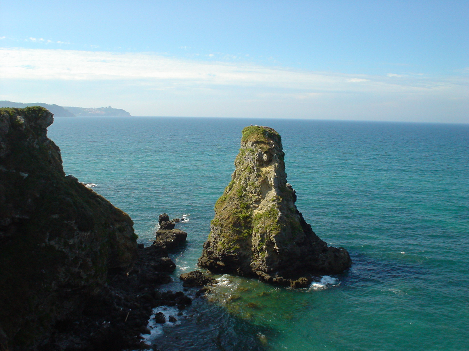 Foto playa El Viso / Arenal de Moracey. Bolu de Melin
