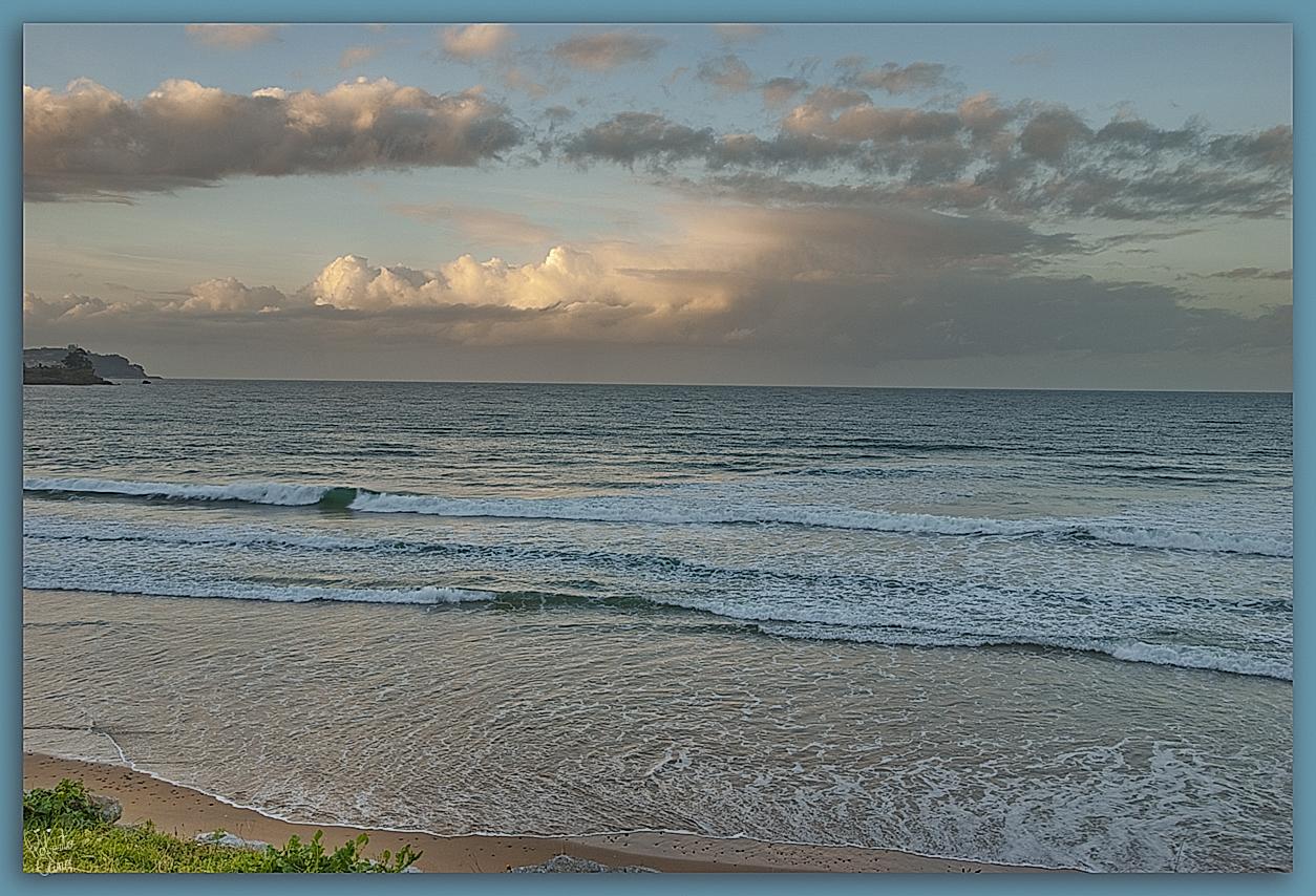 Foto playa El Viso / Arenal de Moracey. Playa Espasa, Asturias