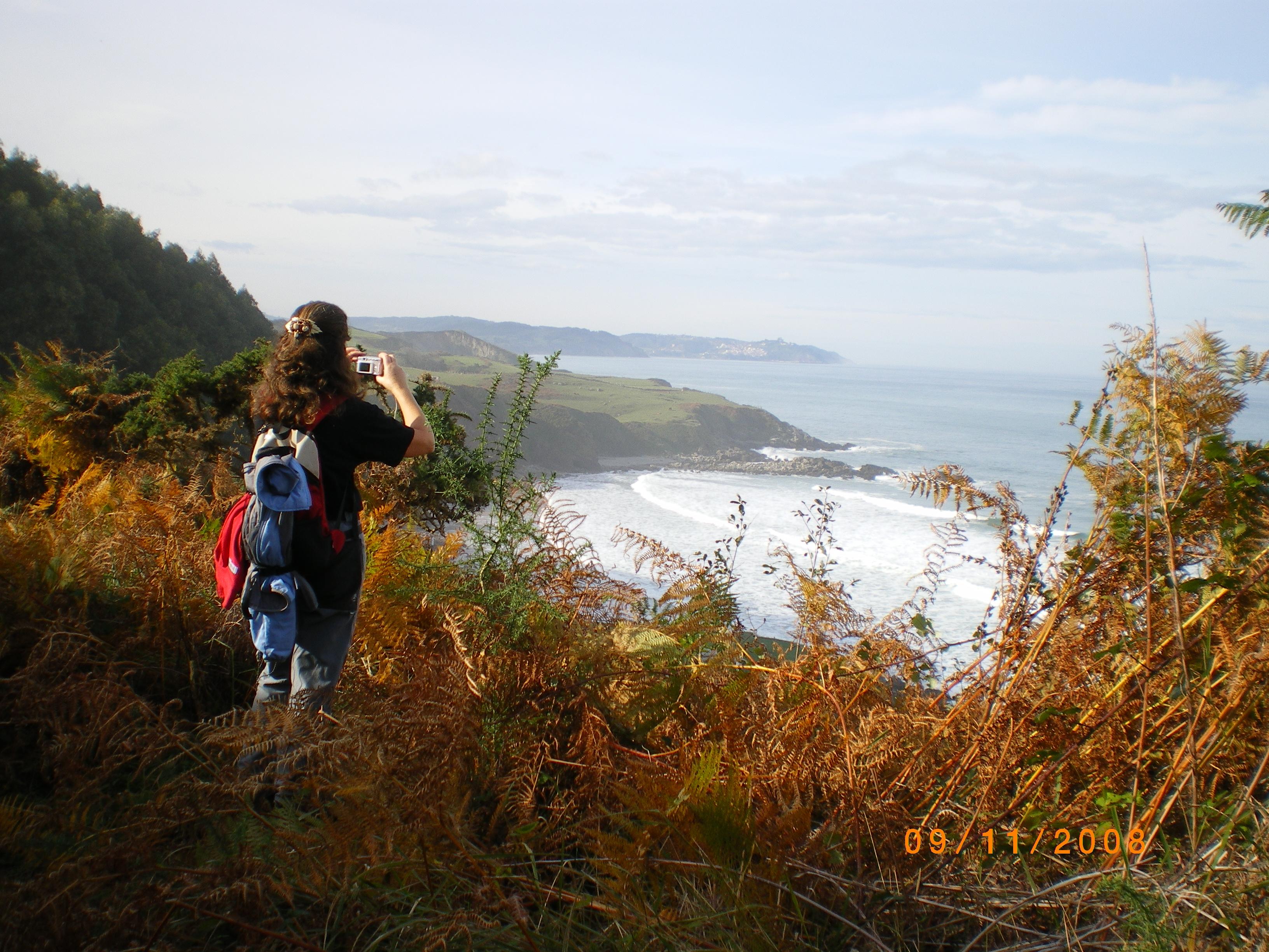 Foto playa Beciella / Barciella. Fotografiando la costa asturiana