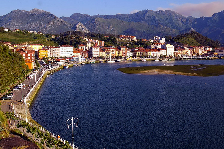 Foto playa Arra. Ria del Sella, Ribadesella,Asturias