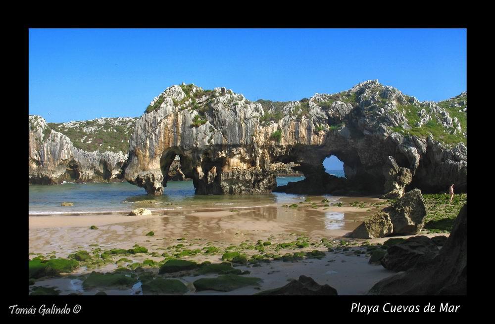 Foto playa San Antonio / Picones. Cuevas de Mar
