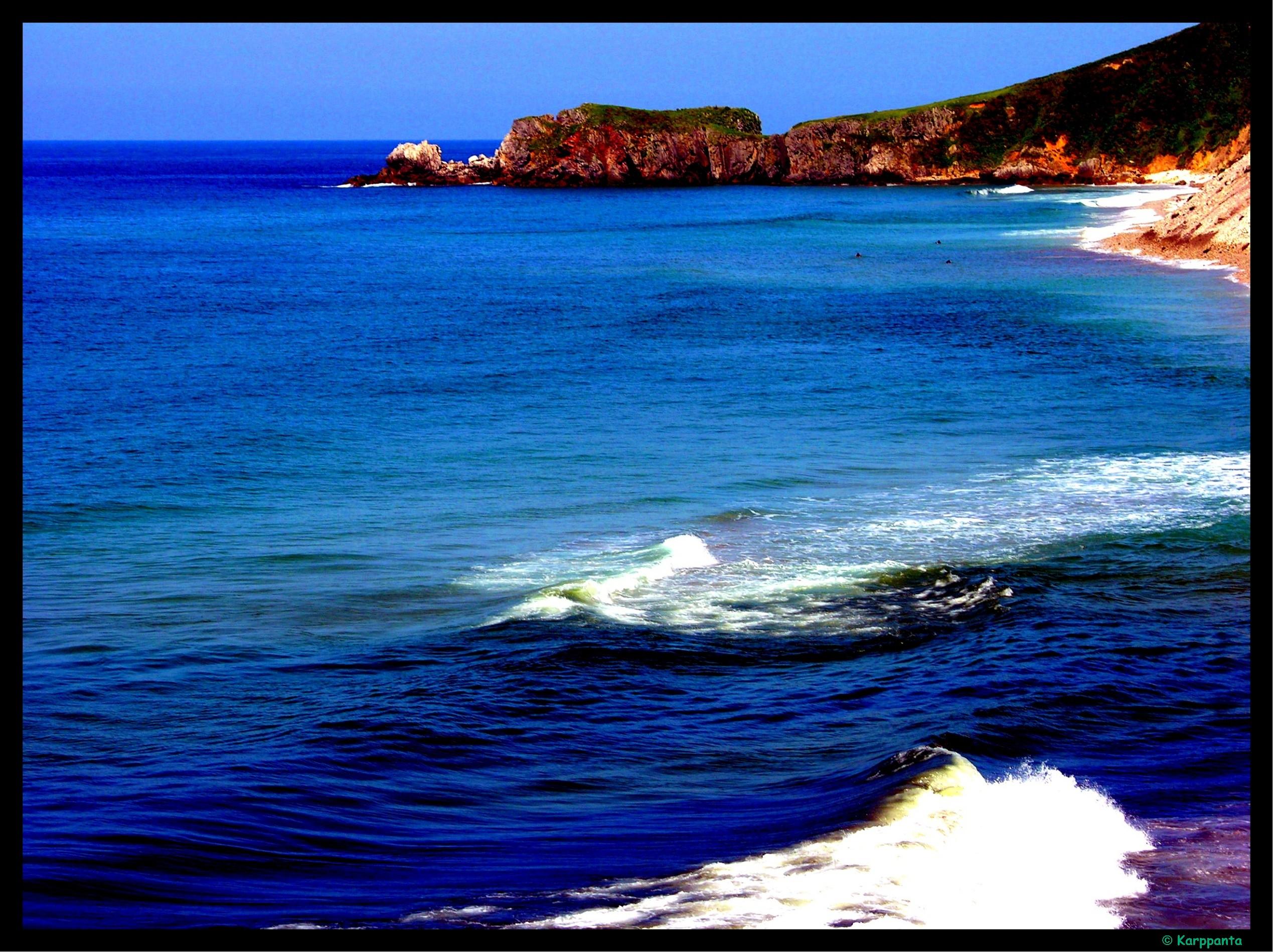 Playa San Antolín