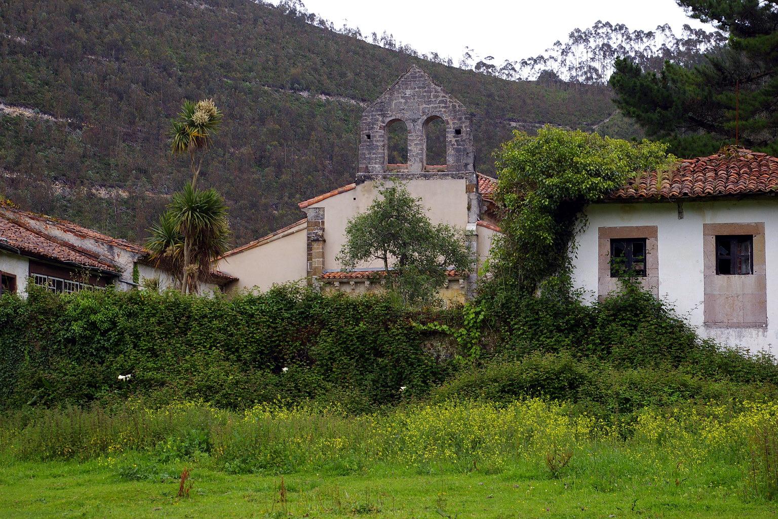 Foto playa Pestaña / Portaquinos. San Antolin de Bedon, LLanes, Asturias