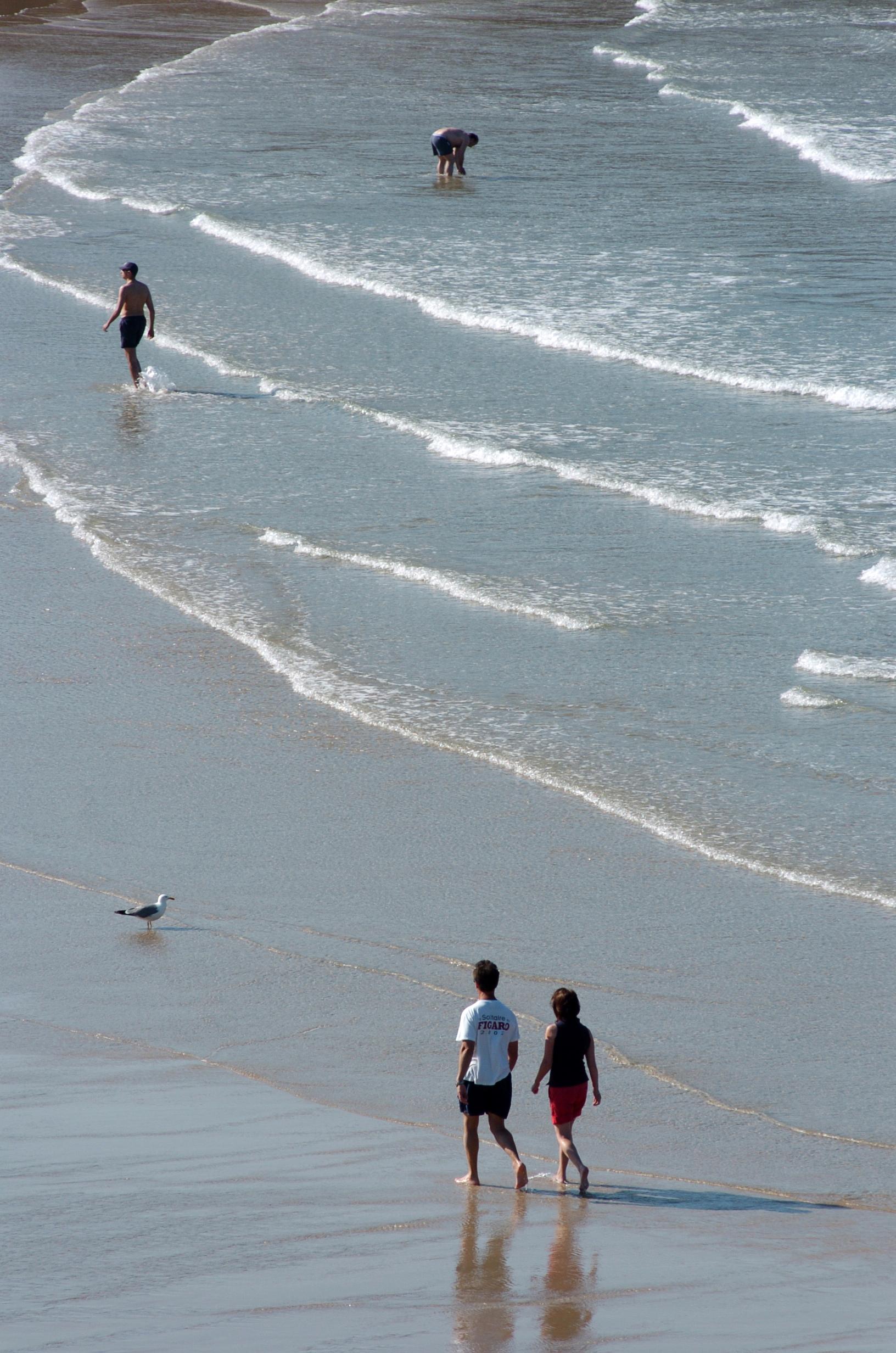 Foto playa Pestaña / Portaquinos. san antolin llanes