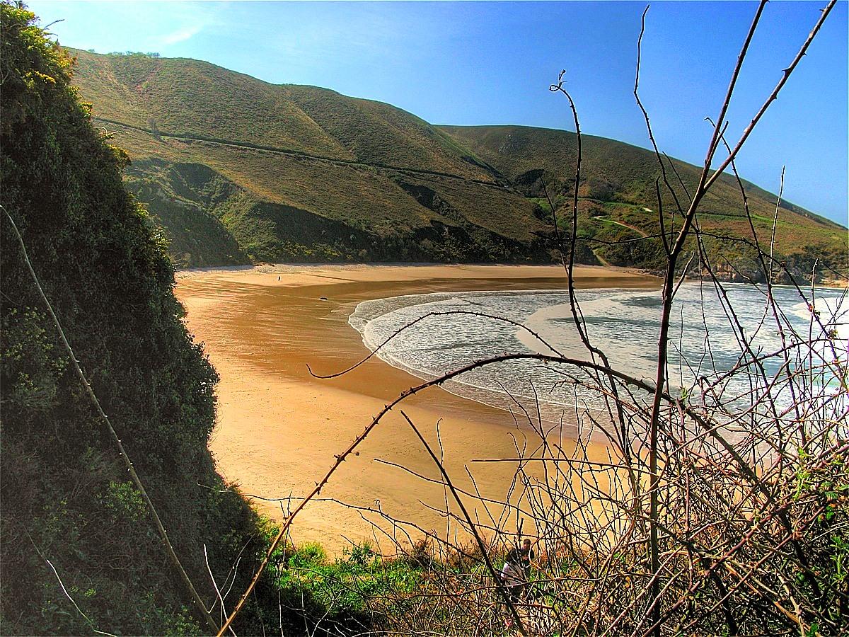 Foto playa Torimbia. Playa de Torimbia