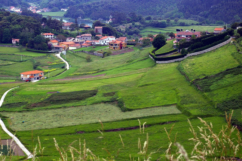 Foto playa La Entrada. Niembro, LLanes, Asturias