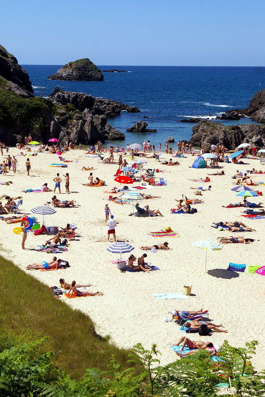 Playa Sorraos