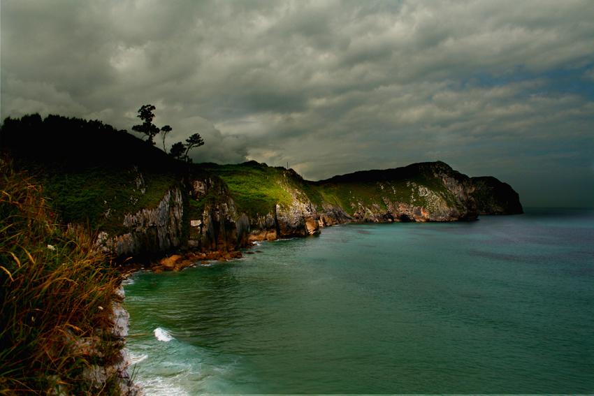Playa Vidiago / Novales / Bretones