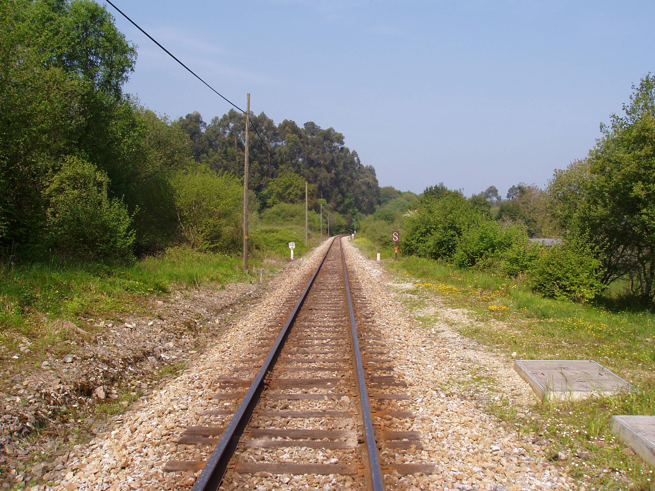 Foto playa Pendueles / Castiello. Life train