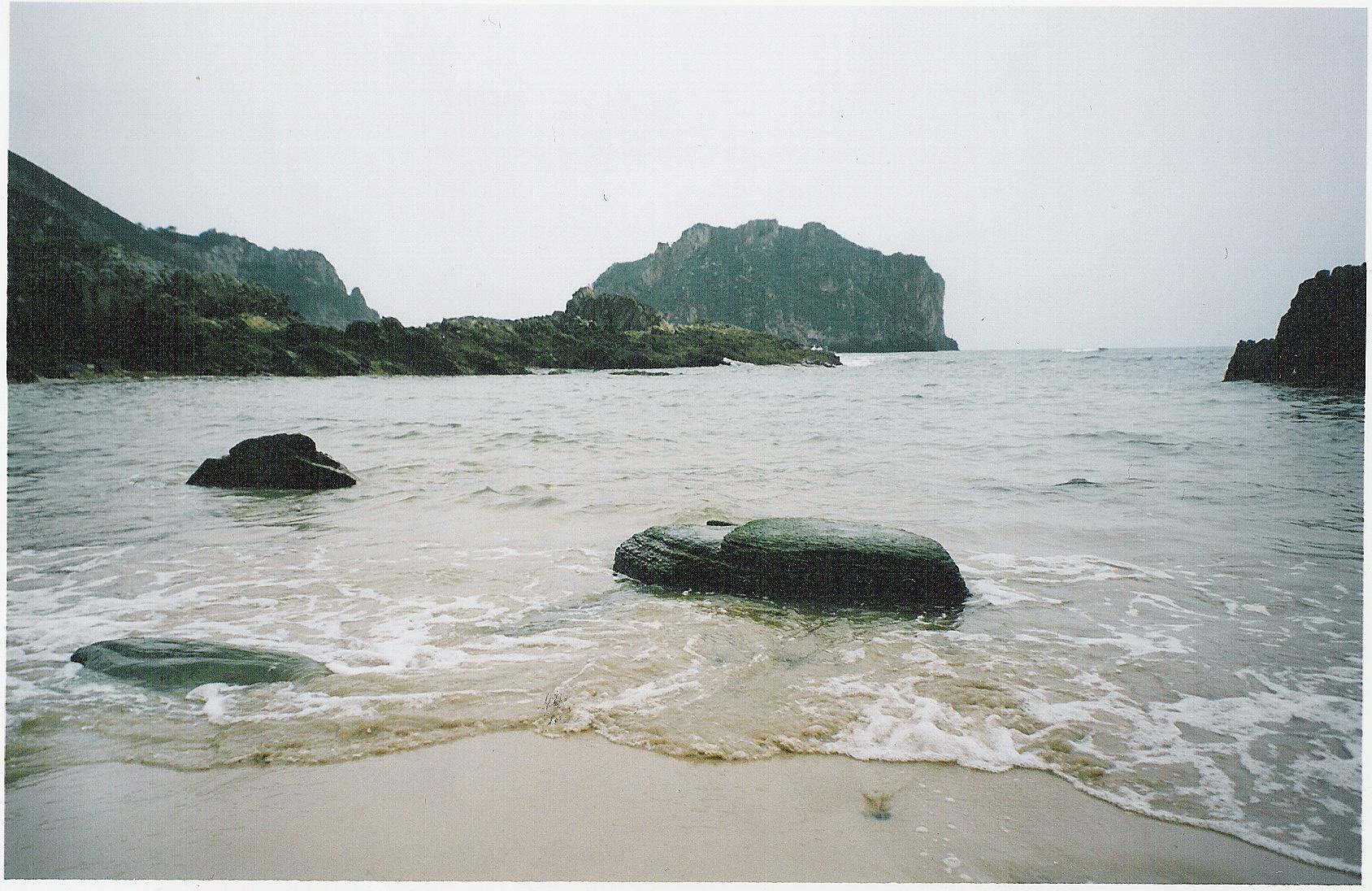 Foto playa La Acacia / Las Gaviotas / Jorconera. playa de La Franca (el castro)