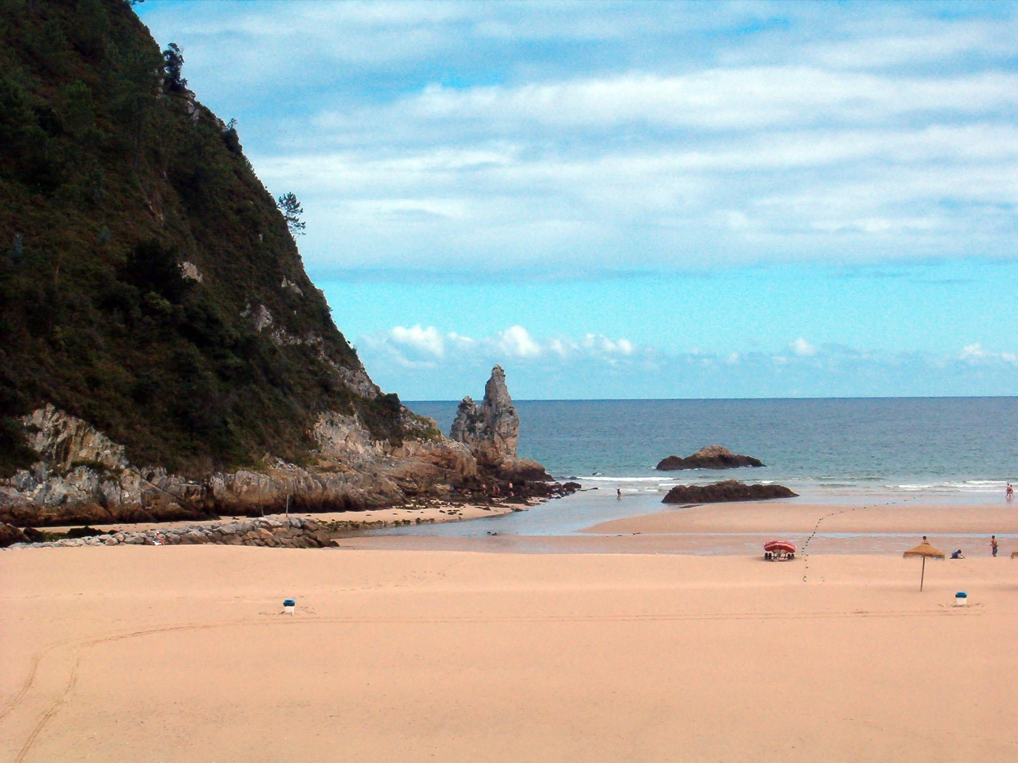 Foto playa La Acacia / Las Gaviotas / Jorconera. La Franca