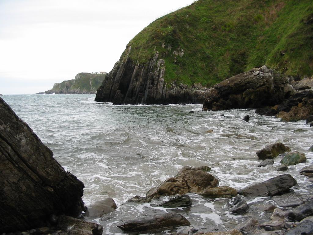 Foto playa Amió / Pechón. Calita de Pechón