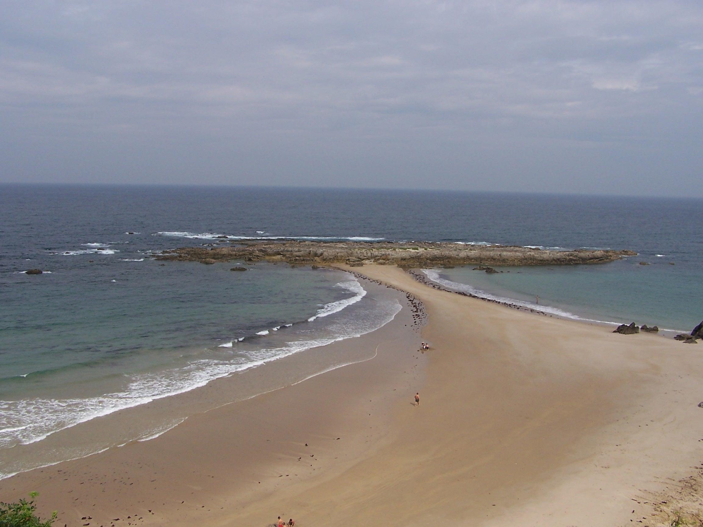 Foto playa Amió / Pechón. Playa Amió - Pechón