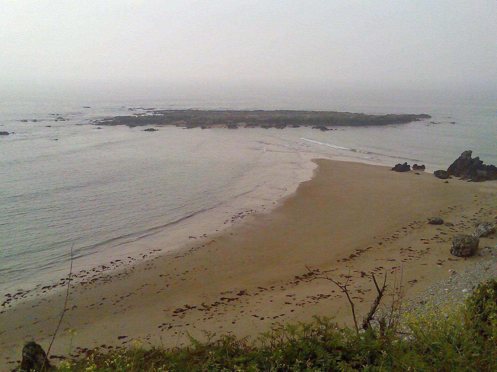 Foto playa Amió / Pechón.